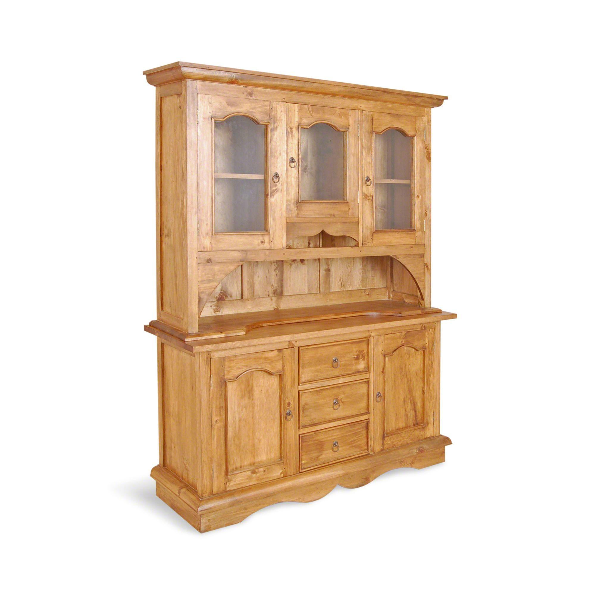 Oceans Apart Vintage Pine Large Dresser at Tesco Direct
