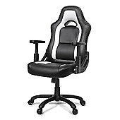 Arozzi Mugello Gaming Chair White you are guaranteed hours of gaming comfort. MUGELLO-WT