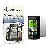 S-Protect LCD Screen Protector & Micro Fibre Cleaning Cloth - HTC Trophy