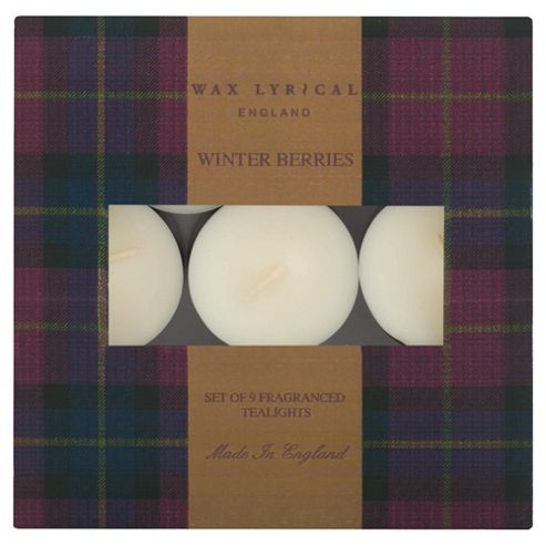Wax Lyrical Heritage Tealights