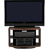 BDI Chocolate Walnut TV Unit Up To 42 inch TVs