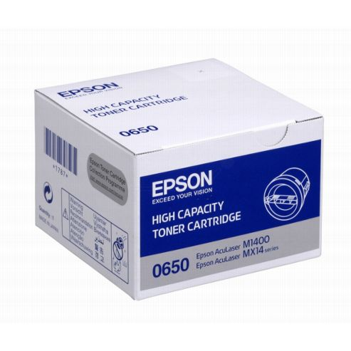 Epson AL-M1400/MX14 series - High Capacity Toner Cartridge Black - 2.2k