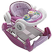 My Child Coupe Baby Walker Pink