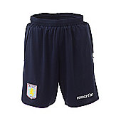 2013-14 Aston Villa Training Shorts (Navy) - Navy