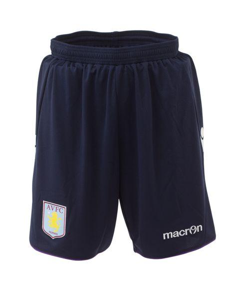 2013-14 Aston Villa Training Shorts (Navy)