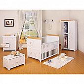 Tutti Bambini 3 Bears 7 Piece Furniture Set