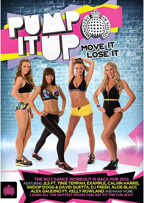 Pump It Up - Move It Lose It (Fitness DVD)
