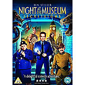 Night At The Museum 3 - Secret Of The Tomb DVD