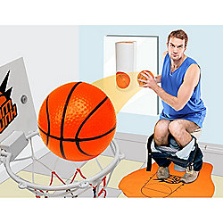 Toilet Basketball - Slam Dunk - ThumbsUp!