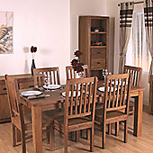 Wiseaction Lingfield 7 Piece Dining Set