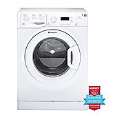 Hotpoint Extra Washing Machine, WMXTF 742P UK.M, 7KG load, with 1400 rpm - White