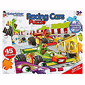 The Entertainer Racing Cars Puzzle