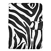 Orzly Book Case for Kindle Touch/Paperwhite - Zebra