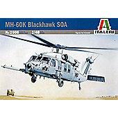 MH-60K Blackhawk SOA - 1:48 Scale - 2666 - Italeri