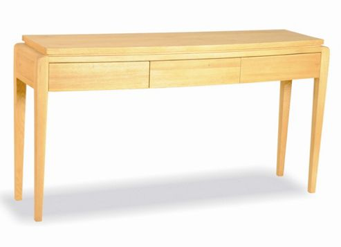 Oceans Apart Belvedere Oak Console Table