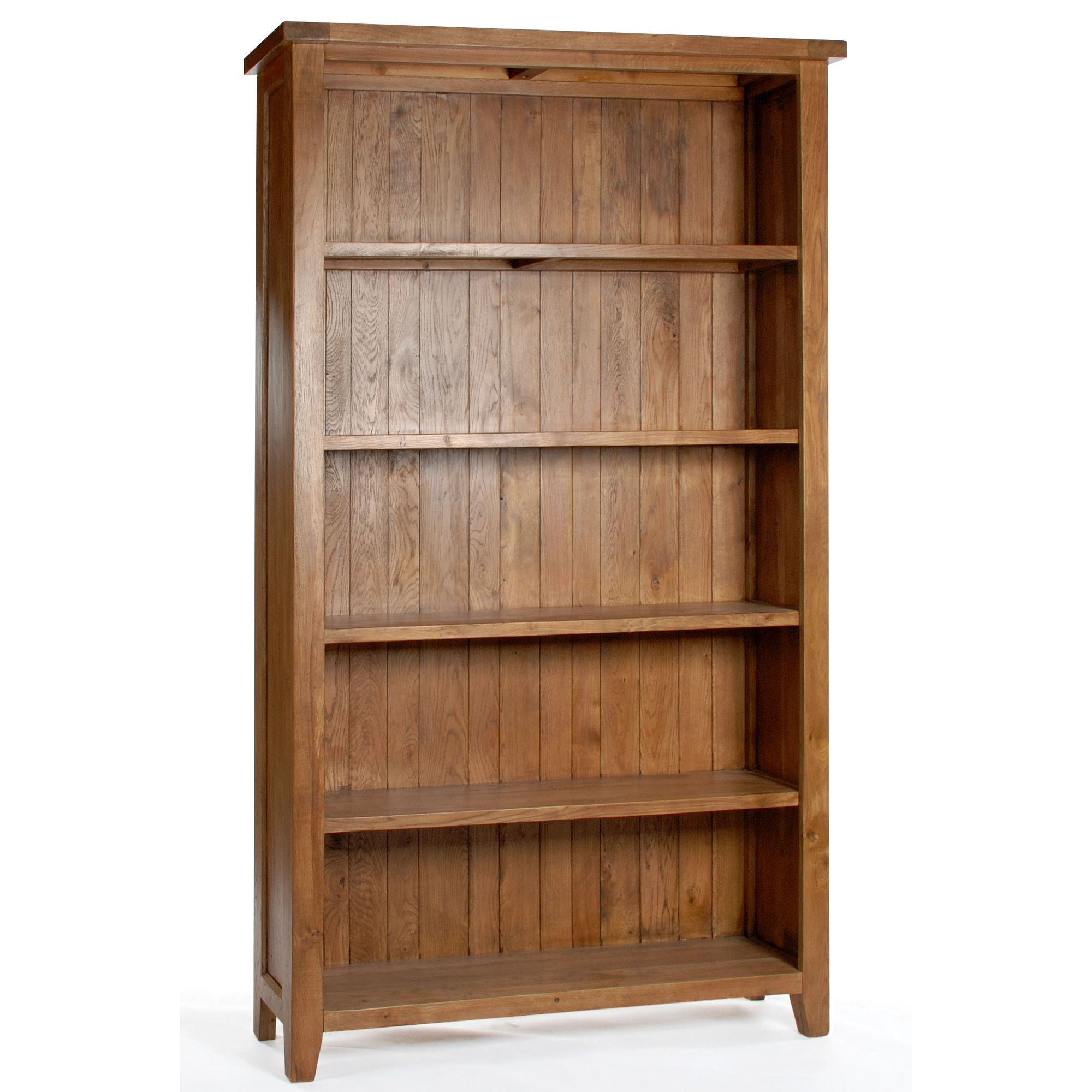 Wiseaction Florence Bookcase - Large at Tesco Direct