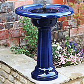 Florence Birdbath Solar Water Feature