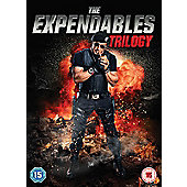 The Expendables Triple DVD Boxset