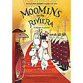 The Moomins On The Riviera DVD