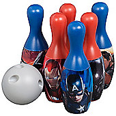 Captain America Civil War Bowling Set