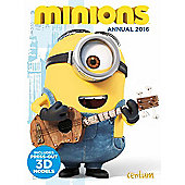 Minions Official Movie Annual 2016