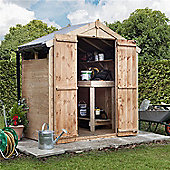 BillyOh 300 4x6 Wide Privacy Shed Range with Windows