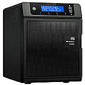 Western Digital DX4000 4TB Sentinel 4 Bay Windows Storage Server NAS