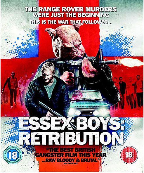 Essex Boys Retribution (DVD)