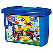 Mega Bloks Giant Brick Tub Blue