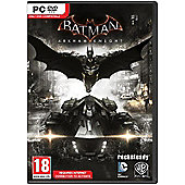 Batman Arkham Knight PC: (inc. Wayne Tech Booster Pack DLC Exclusive to Tesco)