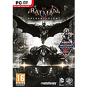 Batman: Arkham Knight + Wayne Tech Booster Pack DLC Exclusive to Tesco (PC)
