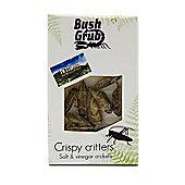 Salt and Vinegar Crickets Crispy Critters