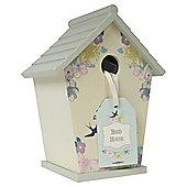 Botanical Charm Club Bird Box