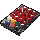 Powerglide Snooker Balls 2 1/16""