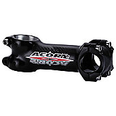Acor 1.1/8inch CNC Forged Ahead Stem: 90 x 31.8mm Black.