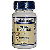 Life Extension Mega Lycopene 15 Mg 90 Softgels