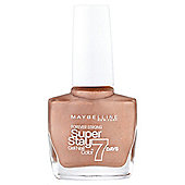 Maybelline SuperStay 7 Days Nail Colour Goldenbrown 19