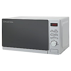 Russell Hobbs Solo Microwave RHM2072S 20L, Silver