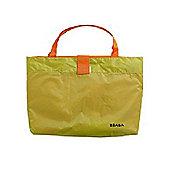 Beaba Baby Comfort Seat for Shopping Trolley - Orange & Green