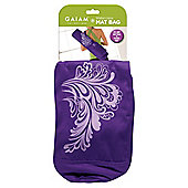 Gaiam Watercress Yoga Mat Bag