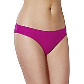 F&F Narrow Bikini Briefs - Berry