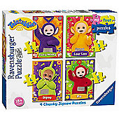 Teletubbies - My First Puzzles - 4 in 1