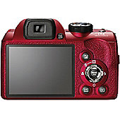 Fujifilm FinePix S4200 (14MP) Digital Camera 24x Optical Zoom 3.0 inch LCD - Red