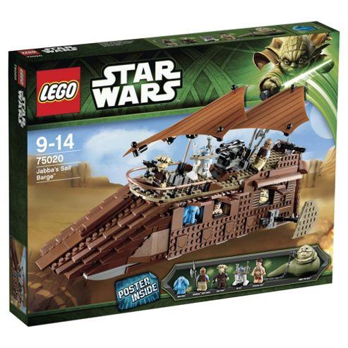 LEGO Star Wars™ Jabba's Sail Barge - 75020