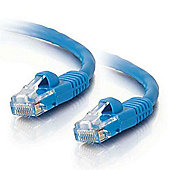 Cables to Go Cat5e Snagless Unshielded (UTP) Network Patch Cable - Blue