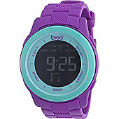 Breo Ladies Orb Watch-PurpleMint 10Atm Watch B-TI-ORX214