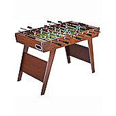 Leomark Wooden Football Table - 4ft