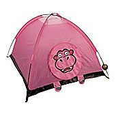 Summit Kids Animal Play Tent -hippo
