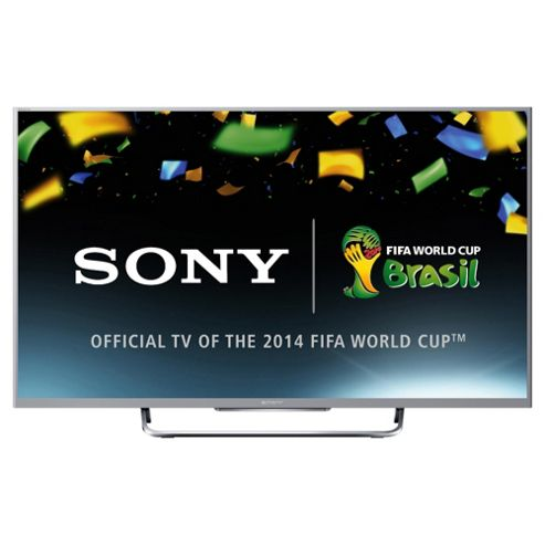 Sony KDL42W706BSU 42 Inch Smart  Full HD 1080p LED TV With Freeview HD -
