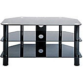 LEVV Universal Black TV Stand For up to 37 inch TVs
